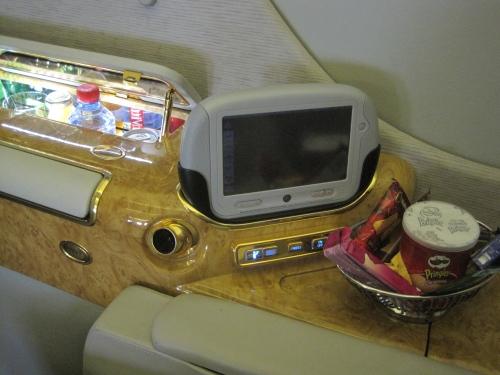 機内食EK419J